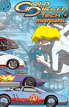Gold Digger: Tech Manual #6