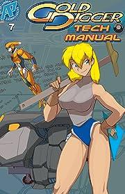 Gold Digger: Tech Manual #7