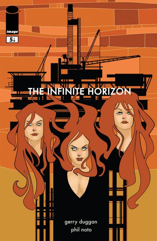 The Infinite Horizon #5 (of 6)