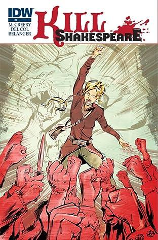 Kill Shakespeare #6 (of 12)