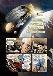 Star Trek: The Next Generation: Ghosts #1
