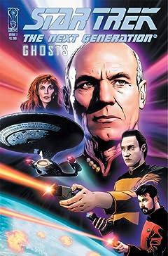 Star Trek: The Next Generation: Ghosts No.1