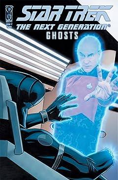 Star Trek: The Next Generation: Ghosts No.2