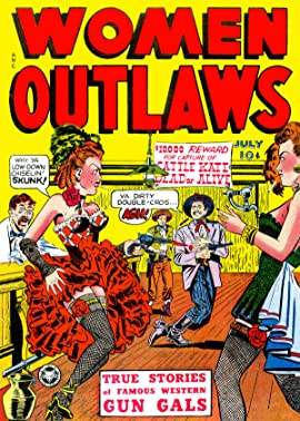Women Outlaws #1