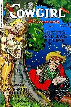Cowgirl Romances #12