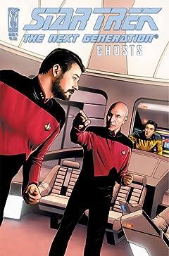 Star Trek: The Next Generation: Ghosts No.4