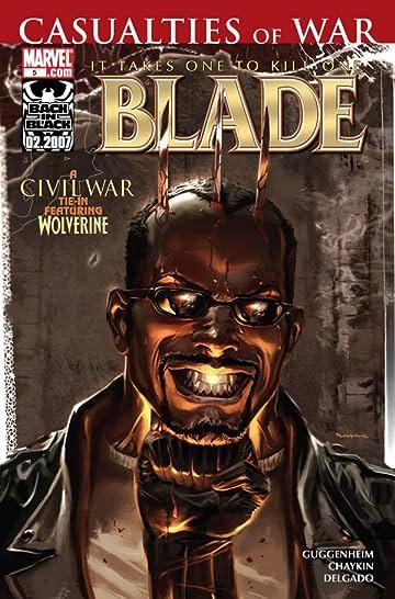 Blade (2006-2007) #5
