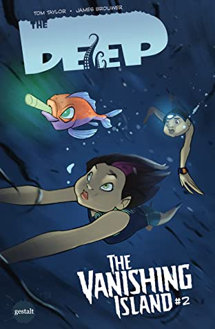 The Deep: The Vanishing Island #2