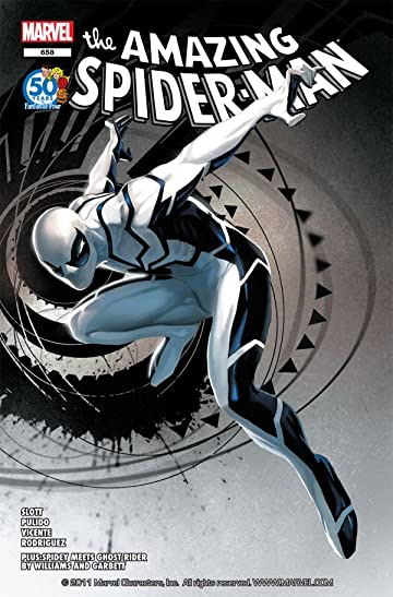 Amazing Spider-Man (1999-2013) #658