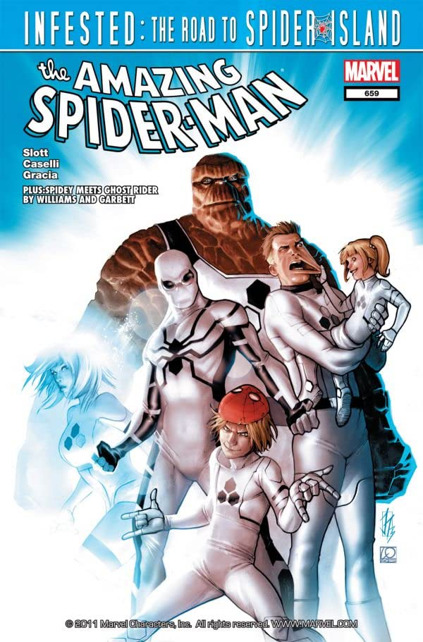 Amazing Spider-Man (1999-2013) #659