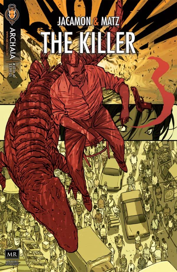 The Killer #10 (of 10)