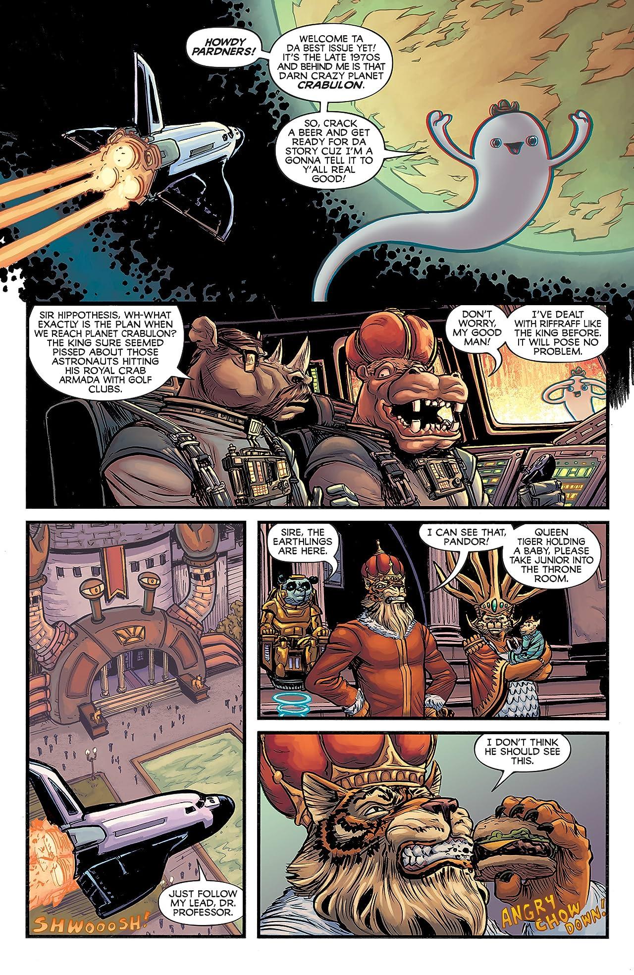 God Hates Astronauts #3
