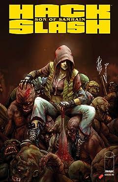 Hack/Slash: Son of Samhain #5