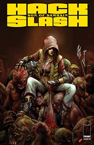 Hack/Slash: Son of Samhain #5