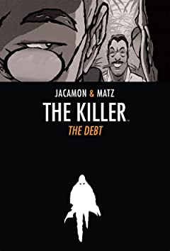 The Killer Tome 2: The Debt