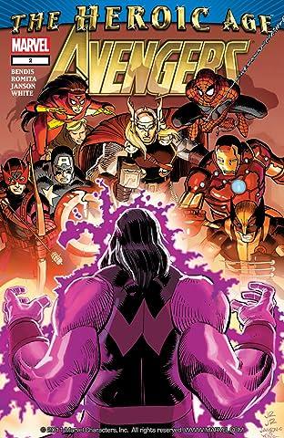 Avengers (2010-2012) #2