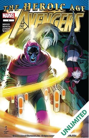 Avengers (2010-2012) #3