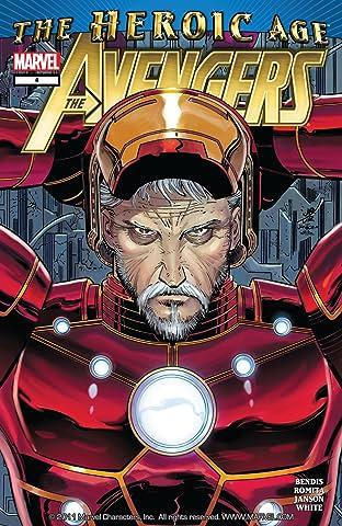 Avengers (2010-2012) #4