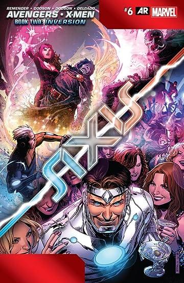 Avengers & X-Men: Axis #6 (of 9)
