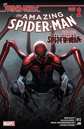 Amazing Spider-Man (2014-2015) #10