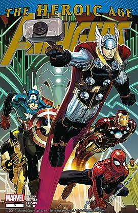 Avengers (2010-2012) #5