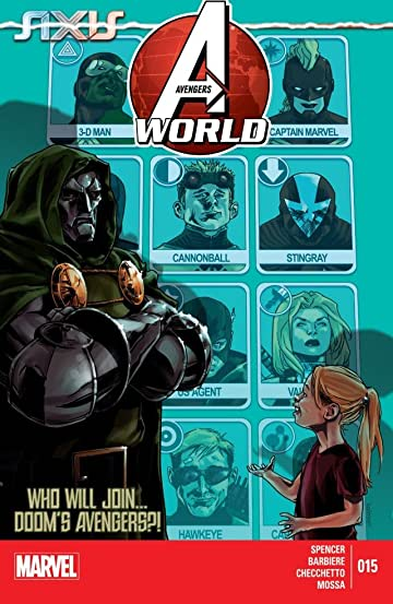 Avengers World (2014-2015) #15