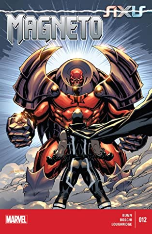 Magneto (2014-2015) #12