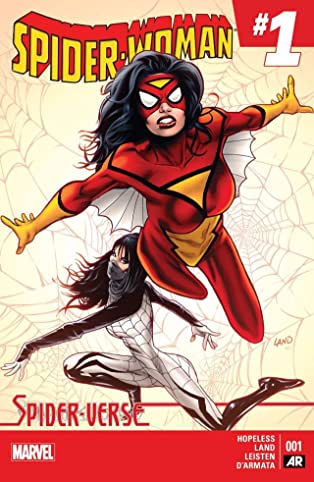 Spider-Woman (2014-) #1