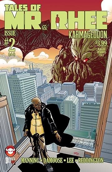 Tales of Mr. Rhee Vol. 2: Karmageddon #2 (of 4)