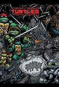 Teenage Mutant Ninja Turtles: The Ultimate B&W Collection Vol. 2