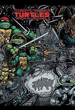 Teenage Mutant Ninja Turtles: The Ultimate B&W Collection Vol. 2