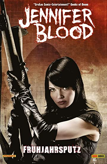 Jennifer Blood Vol. 2: Frühjahrsputz