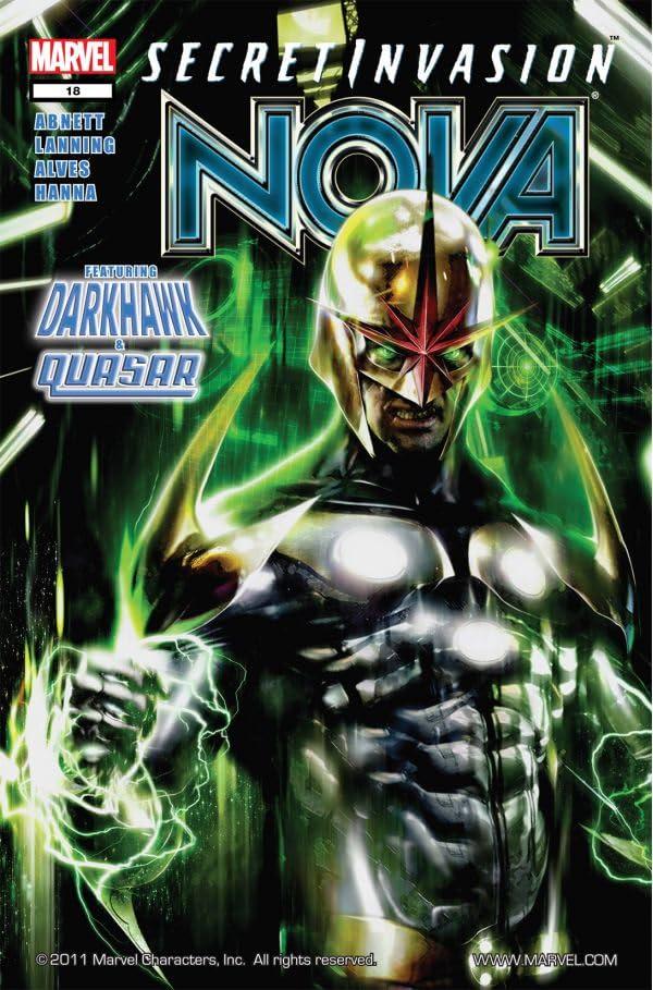 Nova (2007-2010) #18