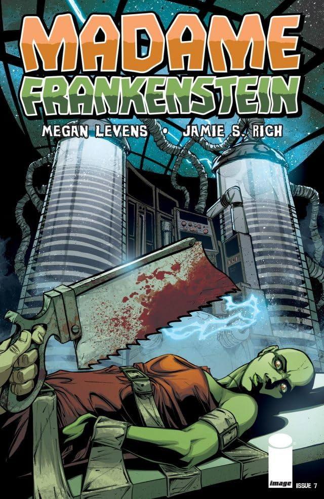 Madame Frankenstein #7 (of 7)