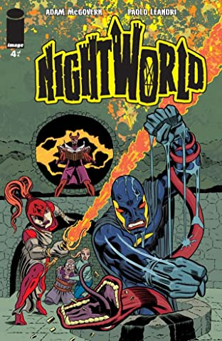 Nightworld #4 (of 4)