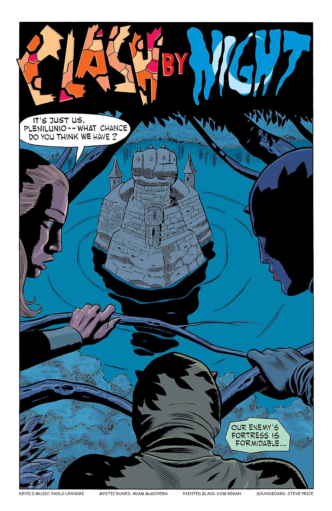 Nightworld #4 (of 4)
