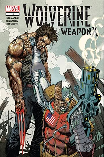 Wolverine: Weapon X #11