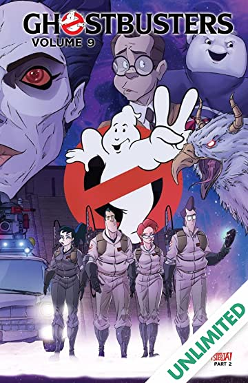 Ghostbusters (2013-2014) Vol. 9: Mass Hysteria, Pt. 2