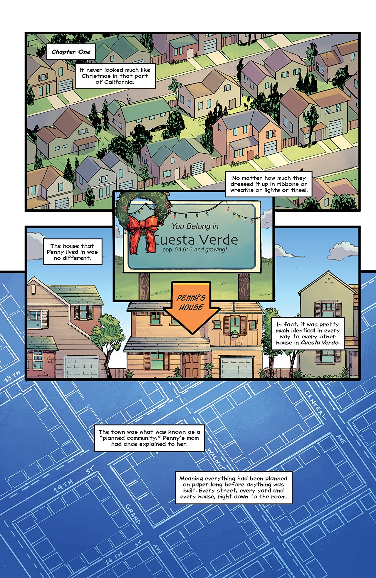 Penny Dora & The Wishing Box #1 (of 5)