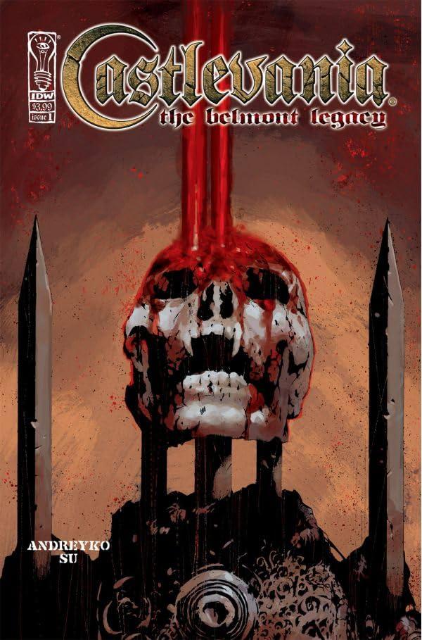 Castlevania #1: The Belmont Legacy