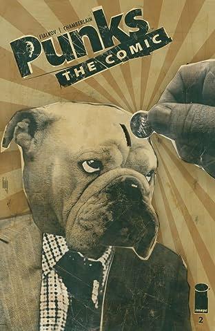 Punks: The Comic #2