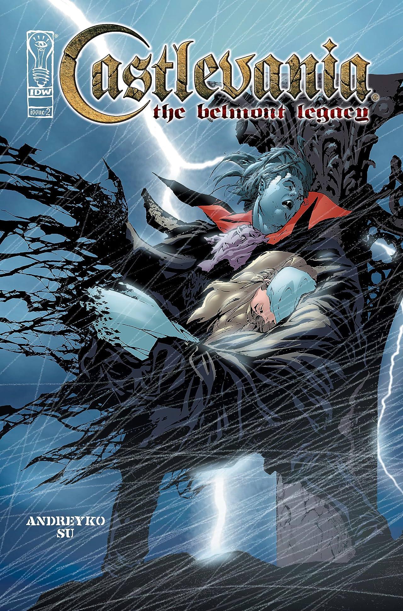 Castlevania #2: The Belmont Legacy