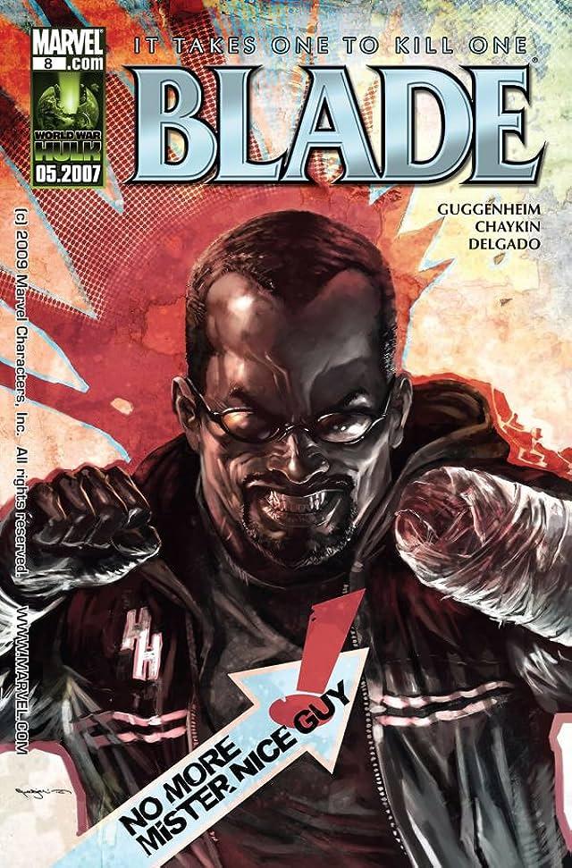 Blade (2006-2007) #8
