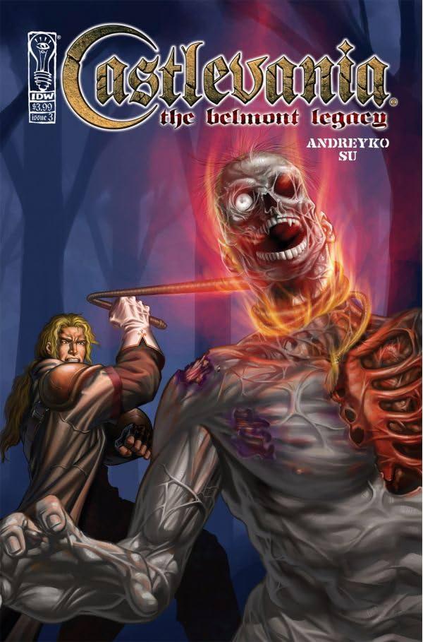 Castlevania #3: The Belmont Legacy