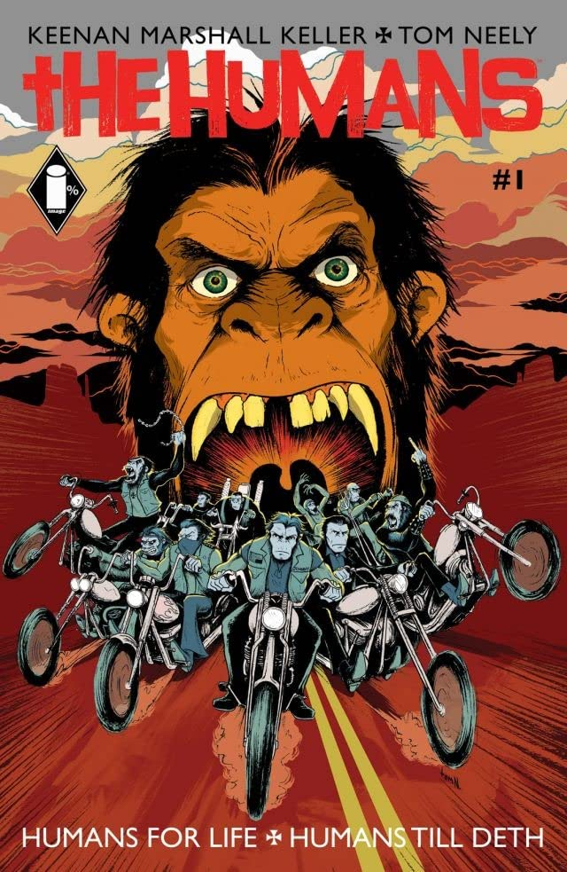 The Humans #1