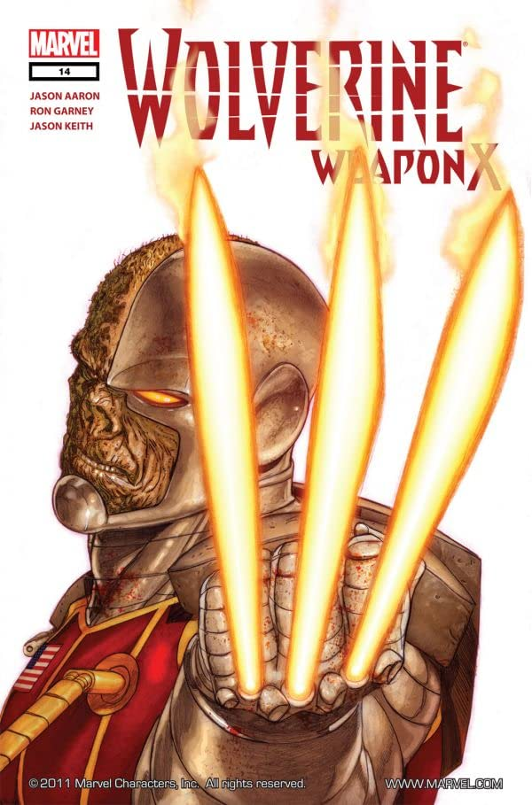 Wolverine: Weapon X #14
