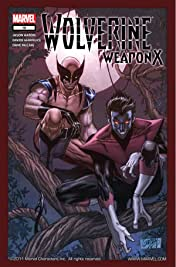 Wolverine: Weapon X #16