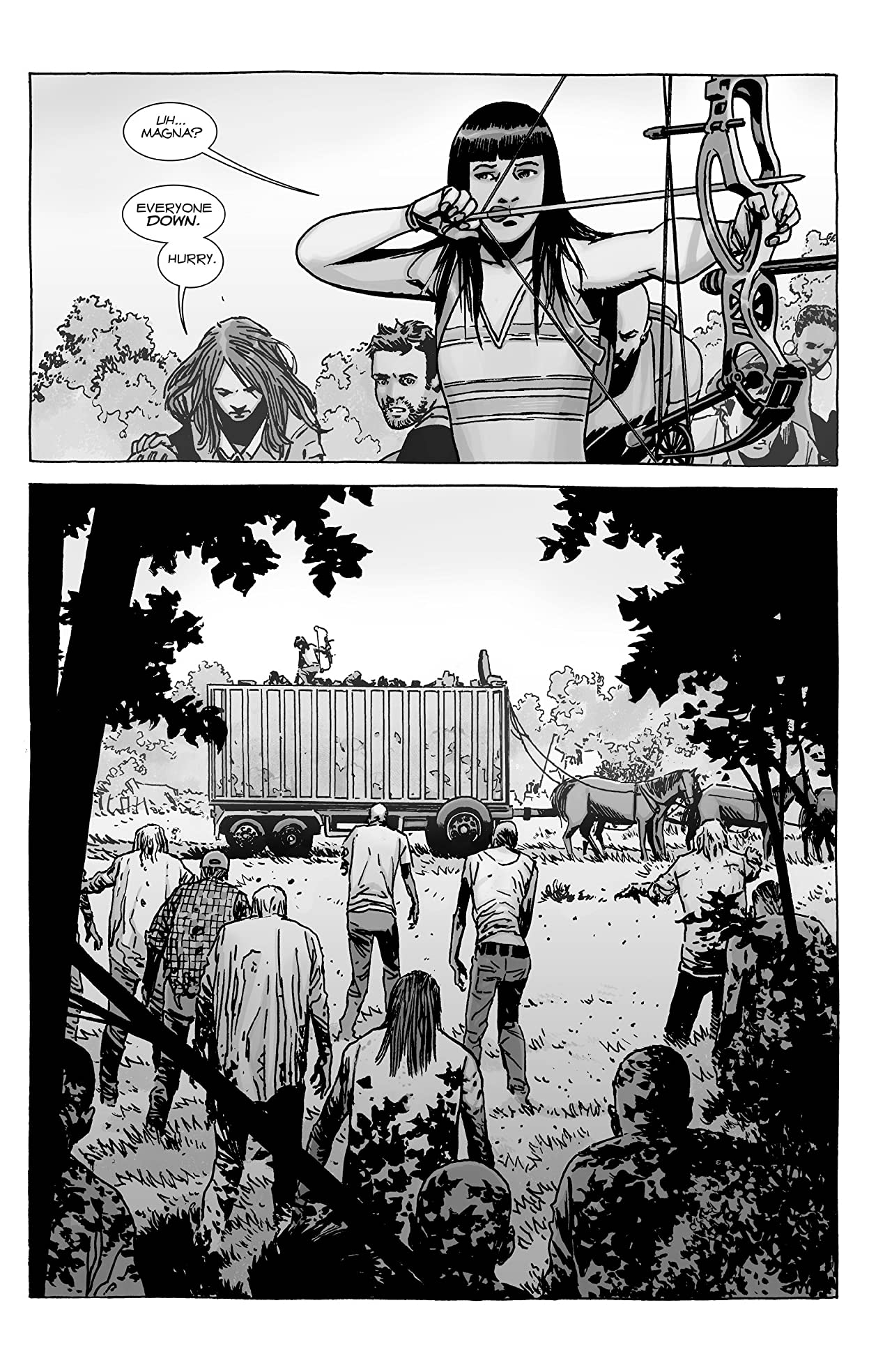 The Walking Dead Vol. 22: A New Beginning