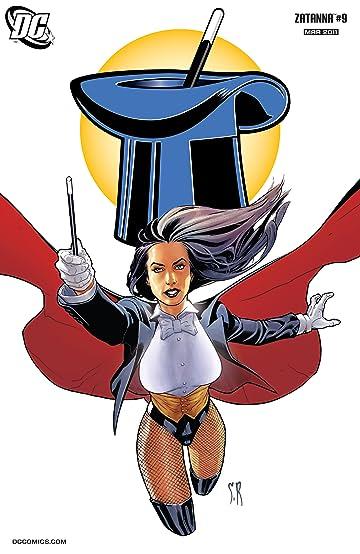 Zatanna (2010-2011) #9