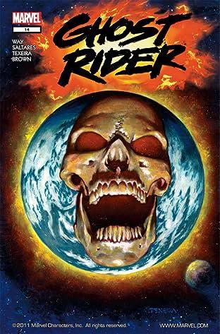 Ghost Rider (2006-2009) #14